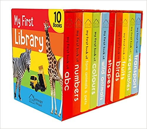 Board Books best books for newborn