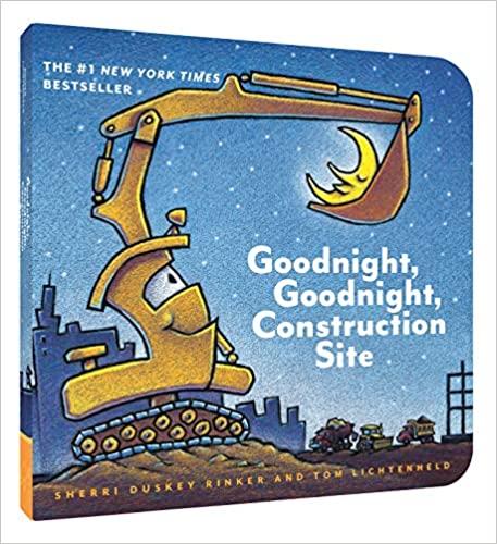 Book Goodnight, Goodnight Construction Site
