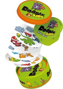 Dobble for Kids board game for kids