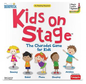 Kids on Stage board game for kids