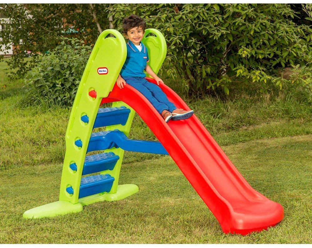 Slide outdoor toy for kids