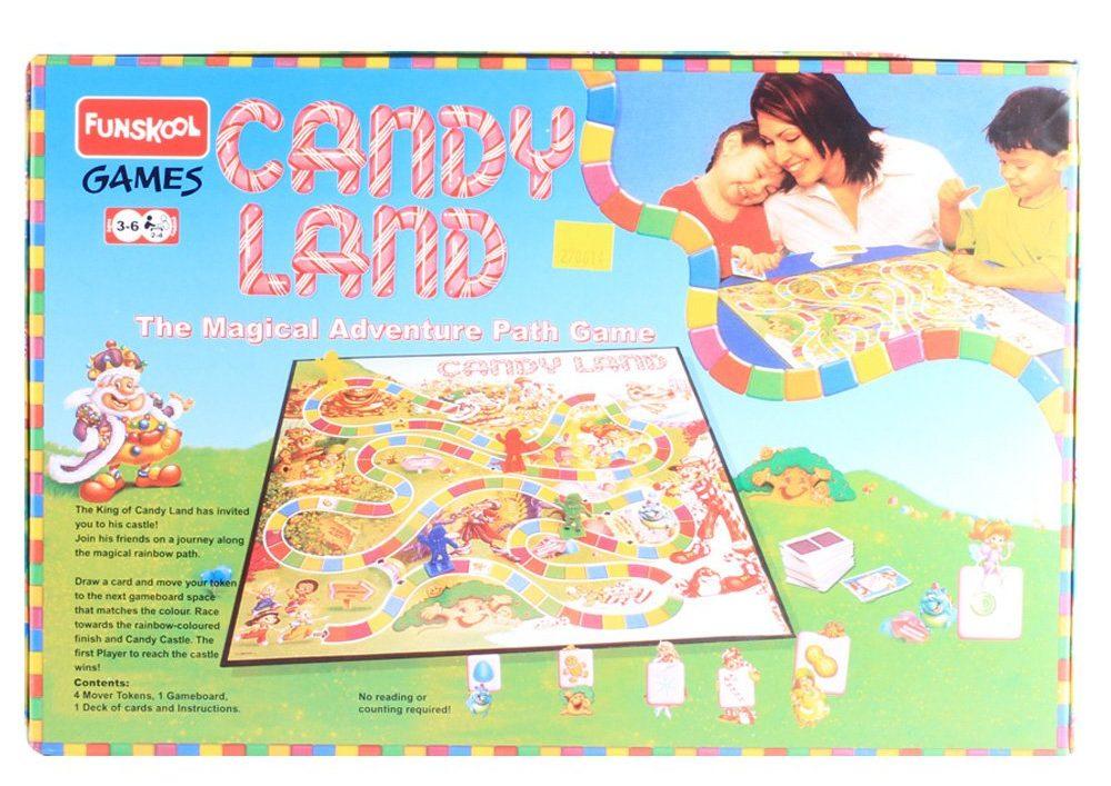Funskool Candyland Game board game for kids
