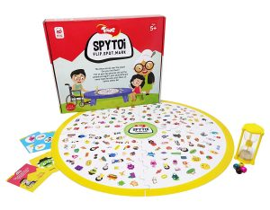 Toiing Spytoi best board game for toddlers and preschoolers