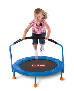 trampolinw outdoor toy for kids
