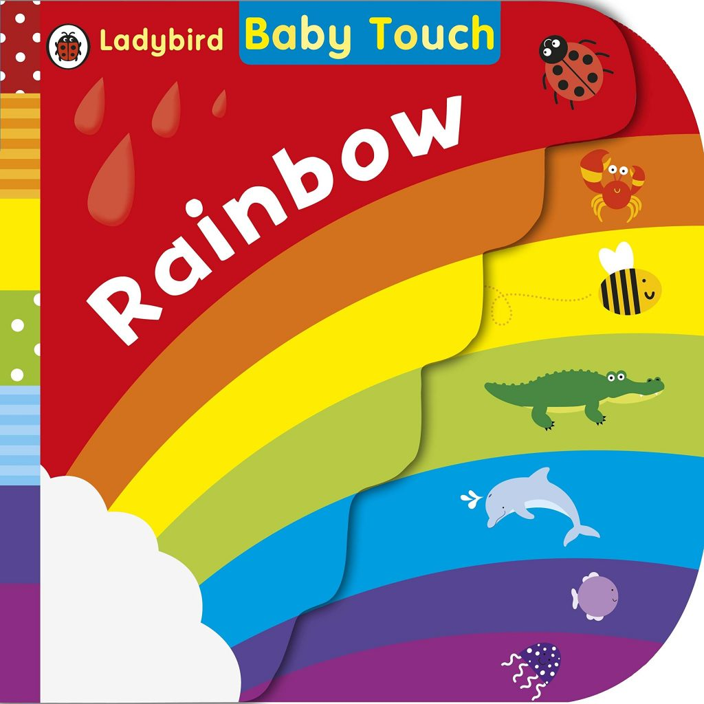 Touch and Feel Books best books for newborn