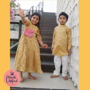 chhoti chopad kids ethnic wear store Jaipur