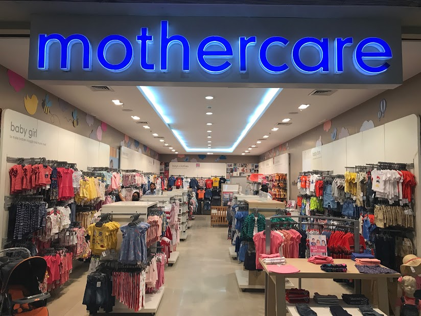 Mothercare, World Trade Park newborn store jaipur