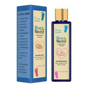 blue nectar ayurvedic oil