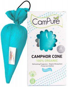 camphor cone mosquito repellant