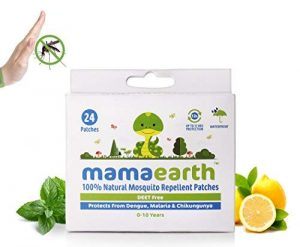 Mamaearth Natural Repellent Mosquito Patches