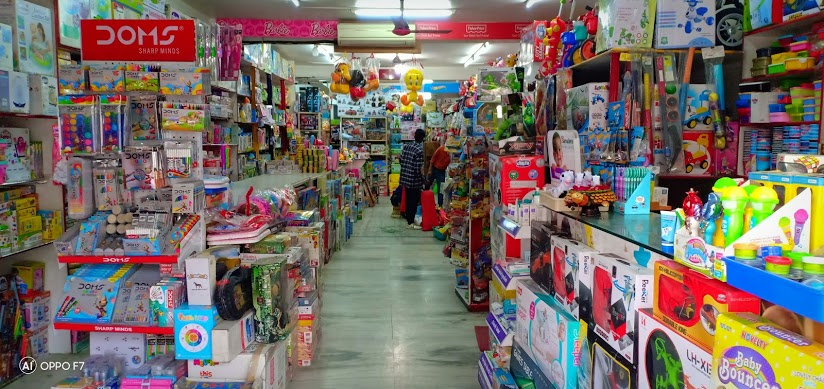 A K Play House toy store in jaipur