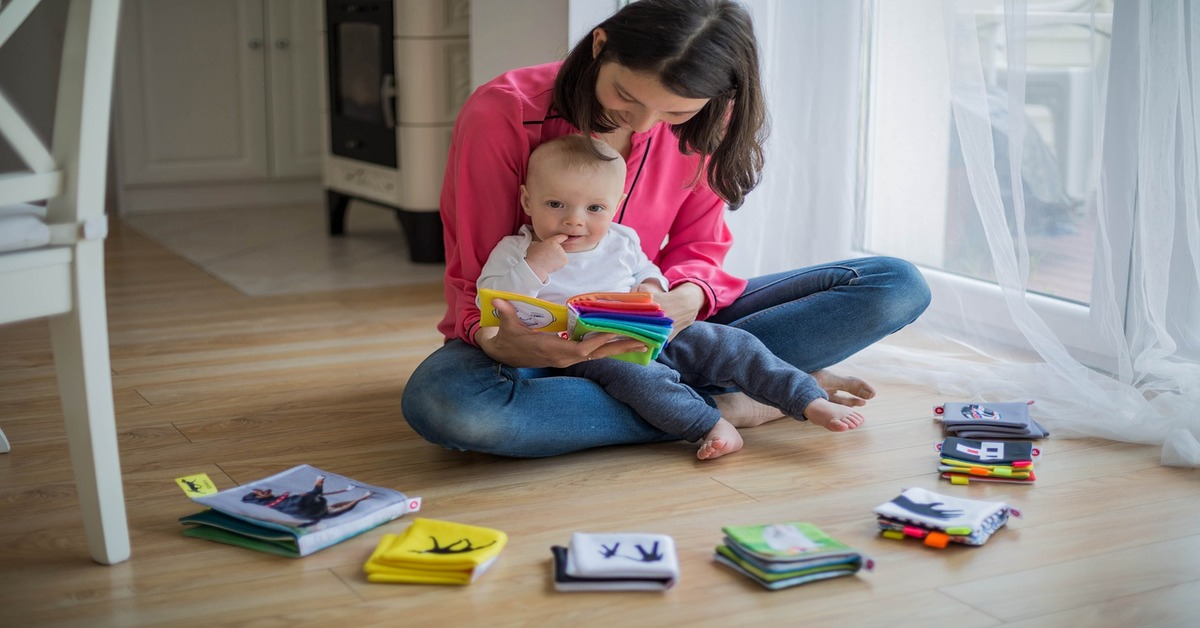 What Age Do You Start Reading to Baby?