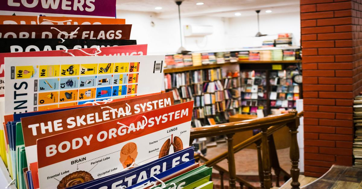 Best Book Stores for Kids in Jaipur