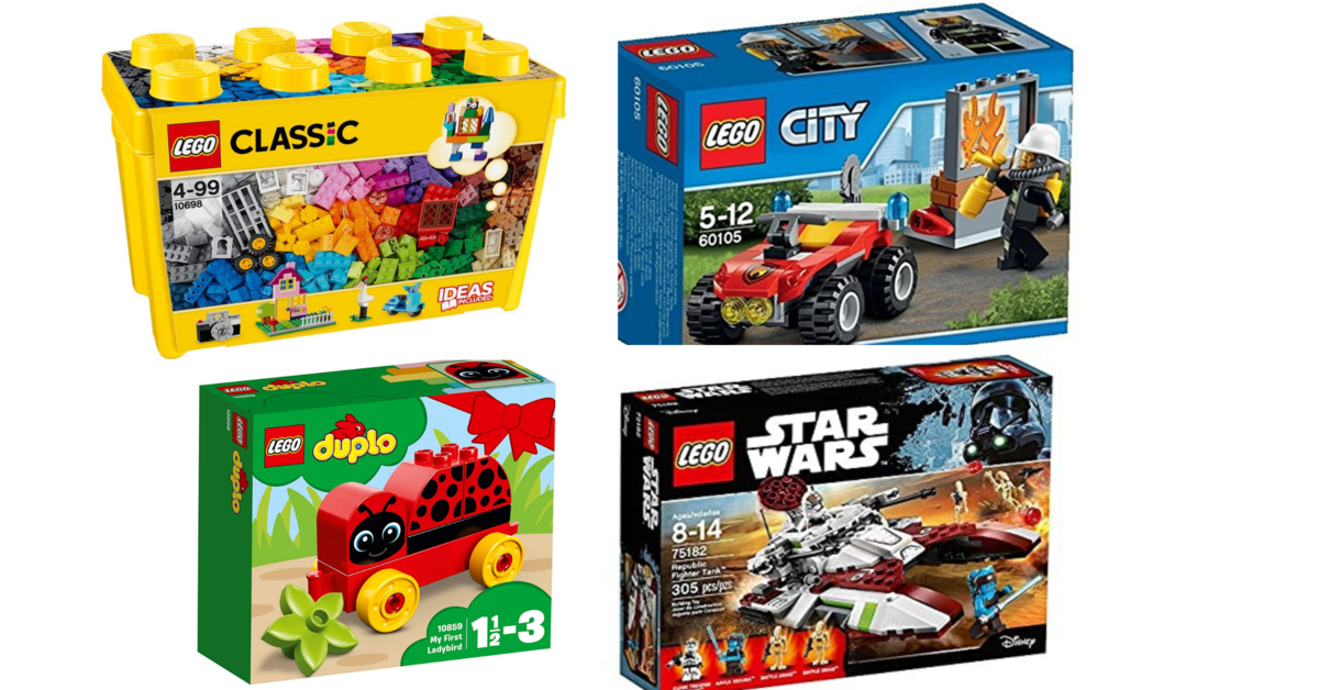 Best Lego Sets for Kids in India
