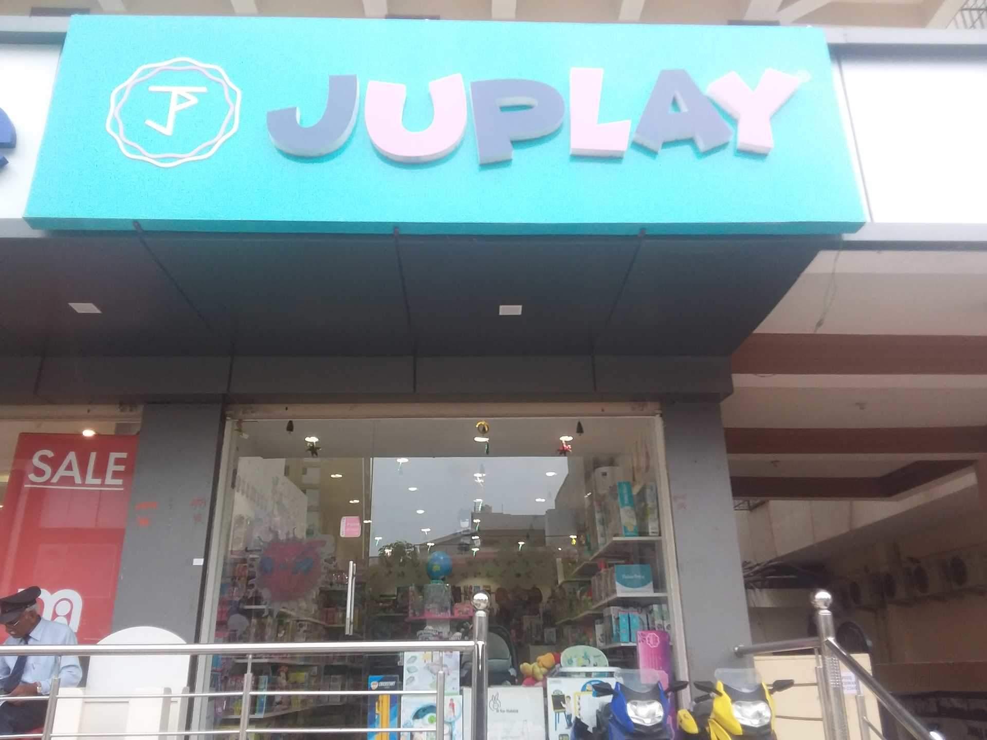 Juplay toy store in Jaipur