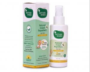 Mother Sparsh Natural Insect Repellent