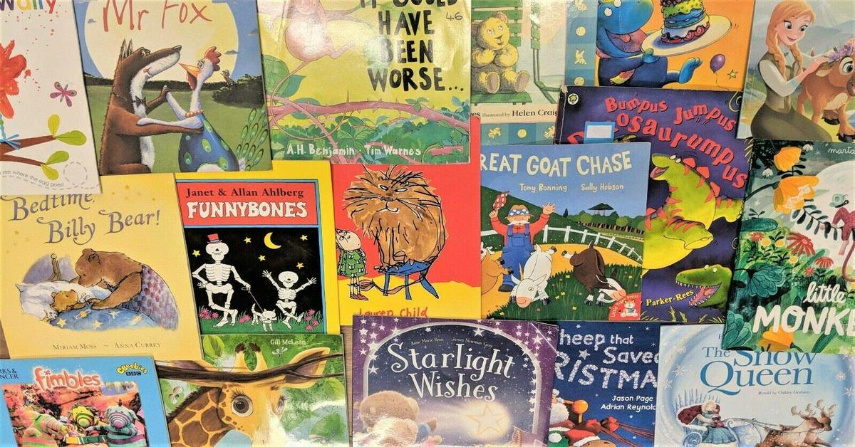 Pre Owned / Second Hand Books for Kids