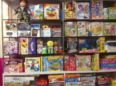 Shree Vishnu Toys & Games toy store in Jaipur