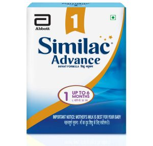 Similac Advance Milk Powder best formula milk for baby 0 6 months available in India