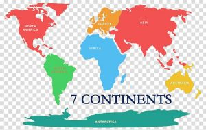 Continents General Knowledge for kids