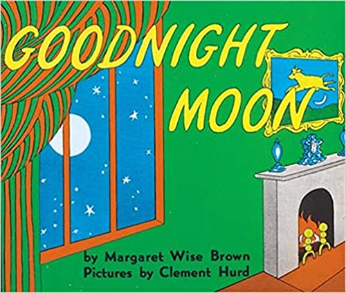 Good Night Moon Classic Book
