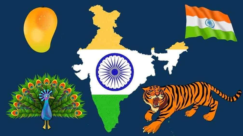 Indian National Symbols genral knowledge for kids