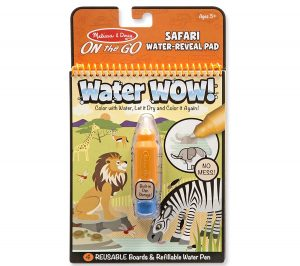 Melissa & Doug On the Go Water Wow! Best Educational toys for 3 Year Olds