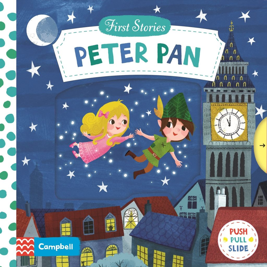 Peter Pan classic children's books