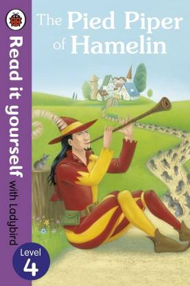 TThe pied Piper of Hamelin