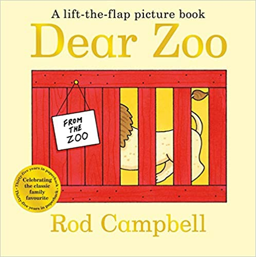 Dear Zoo classic children's books