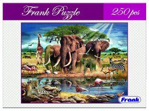 Africa Puzzle 250 pcs