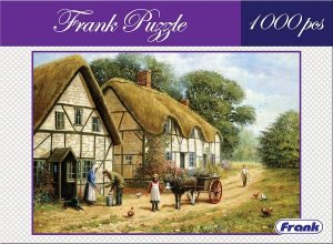 Frank Countryside 1000 pcs Best Puzzles for Kids Online