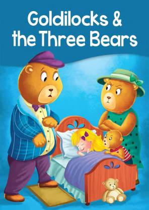 Goldilocks & the Three Bears classic children's books