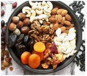 nuts and seed improve kids immunity
