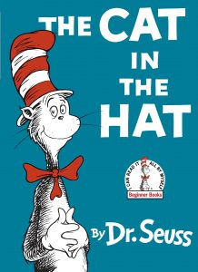the cat in the hat classic children's books