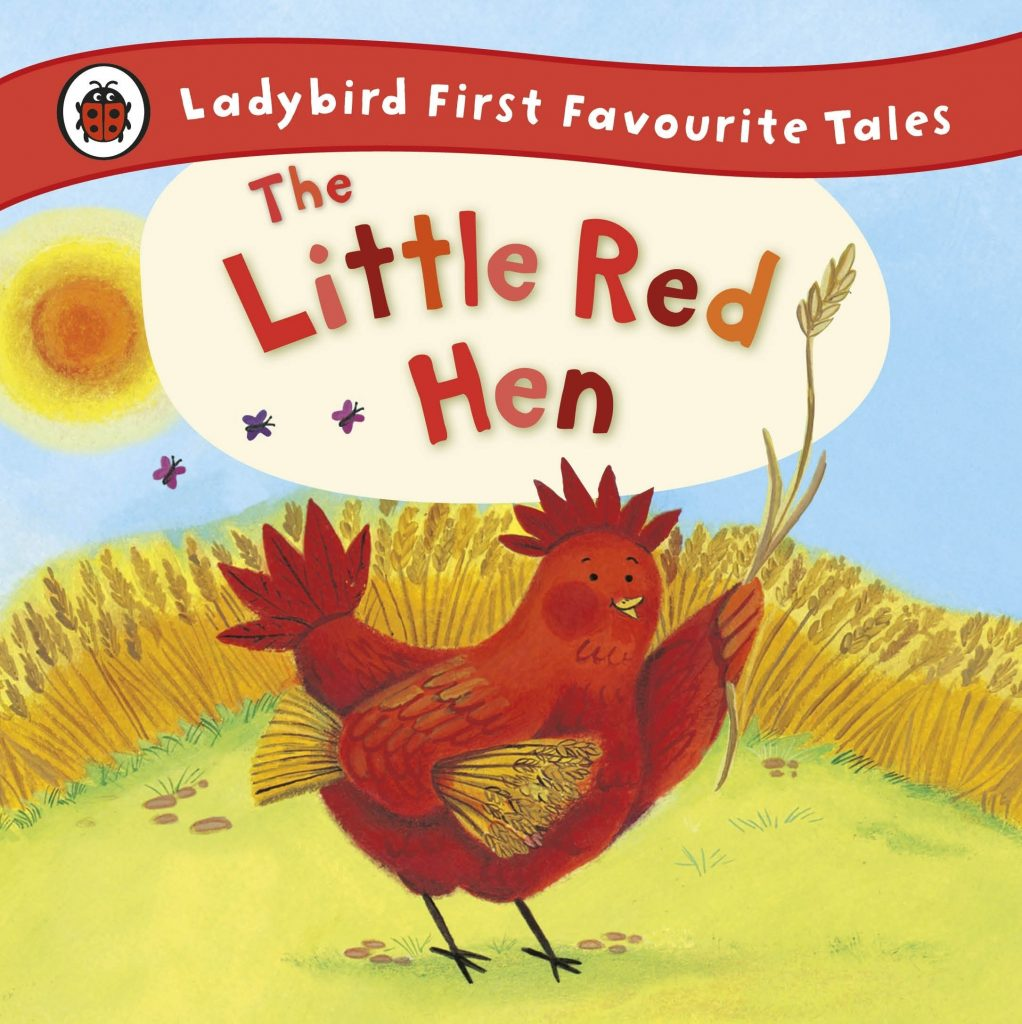 The Little Red Hen classic books for kids