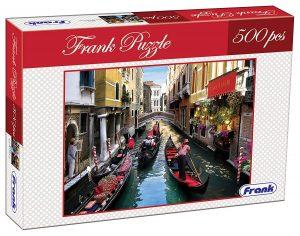 Frank Venice Puzzle 500 pcs Best Puzzles for Kids Online