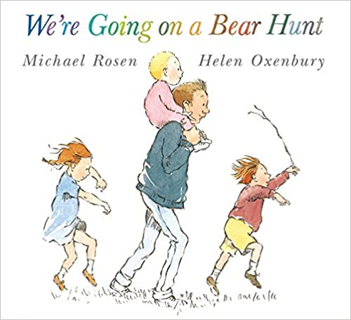 we're going on a bear hunt classic children's books