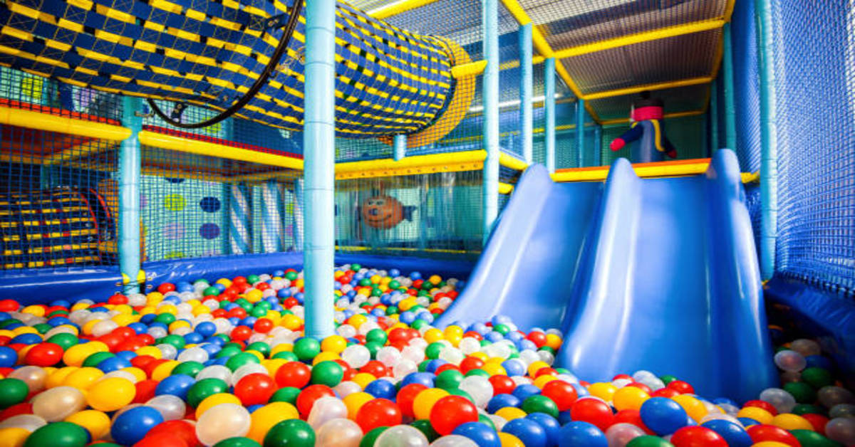 Best Soft Play Area for Kids in Jaipur
