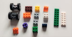 Parts List Lego Scooter