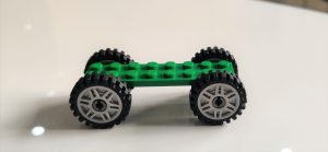 Step 1 lego Scooter