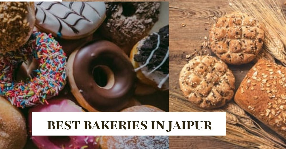 Best Bakeries in Jaipur