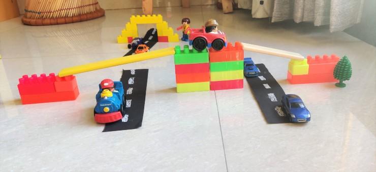 flyover Building Bridges Activity