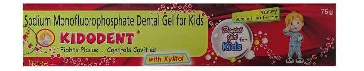 Kidodent Dental Gel for Kids