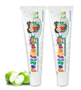 Pediflor Apple Flavour Kids Toothpaste