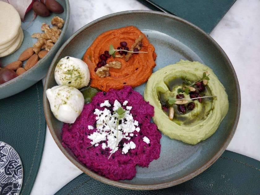 white sage cafe Jaipur