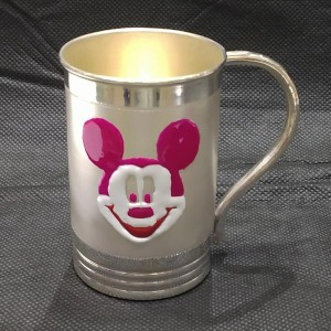 Silver Mugs for Babies
