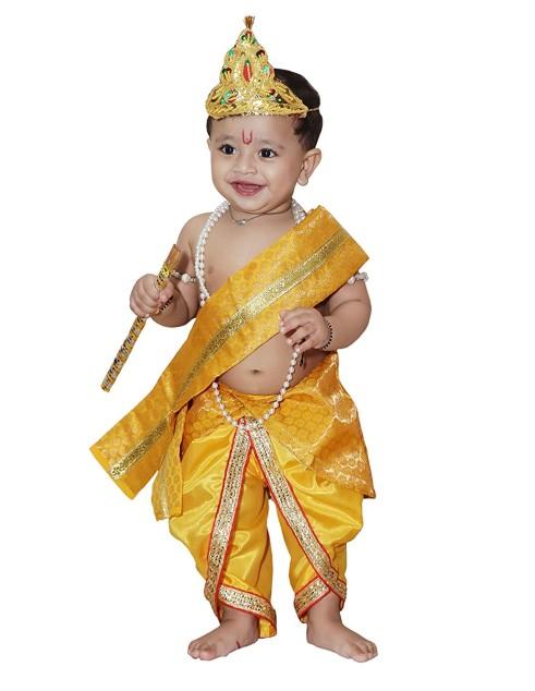 Raj Costume Baby Krishna Costume