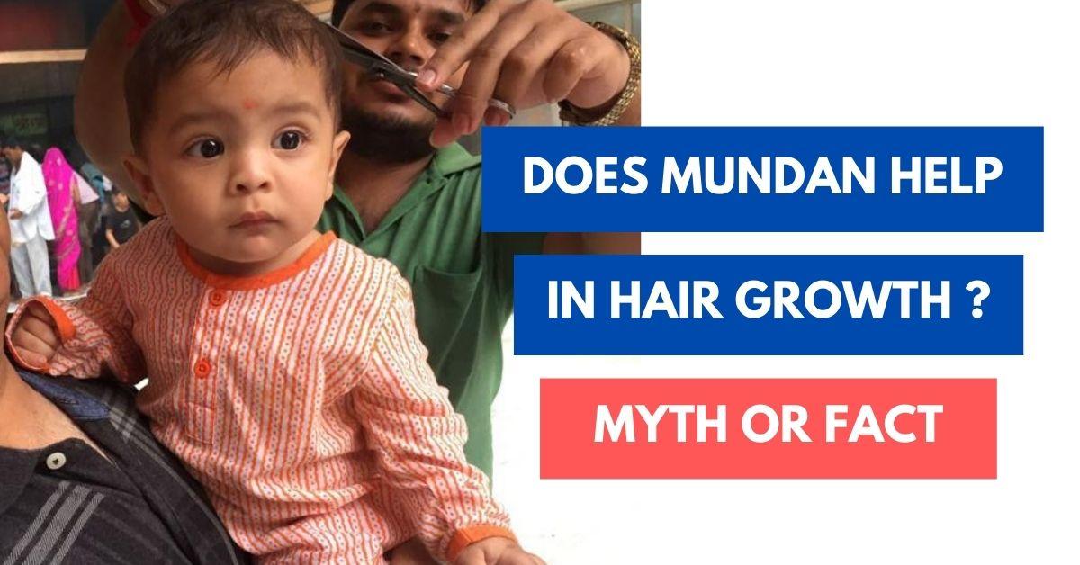 Does Mundan Help in Hair Growth in Babies?