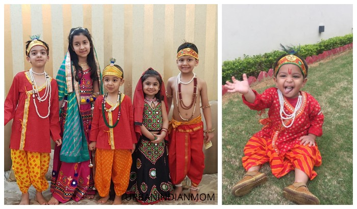krishna costume ideas